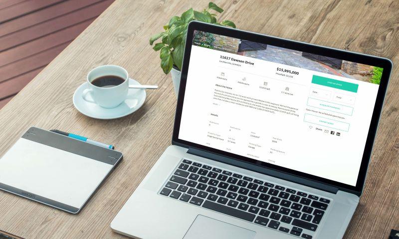 Entrision - Real Estate Brokerage App