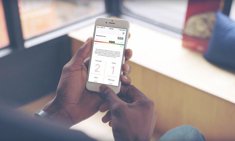 Entrision - Oathocracy Mobile App