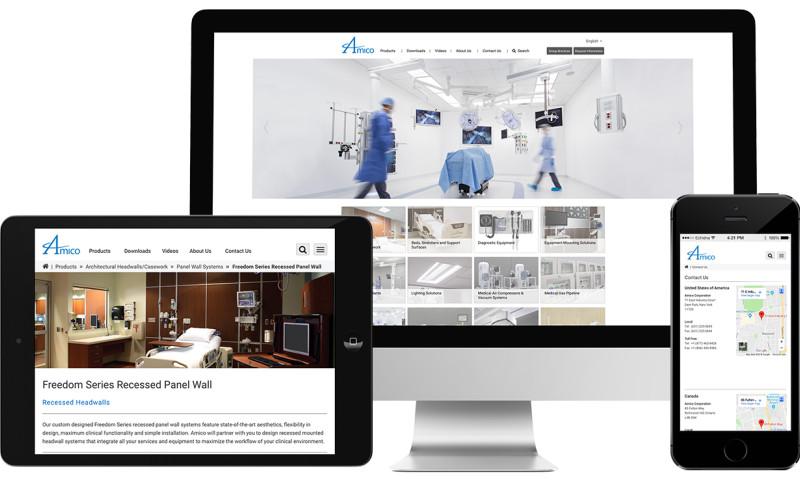 Digital Echidna - Amico Corp.