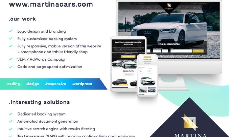 LIKE.agency - martinacars.com
