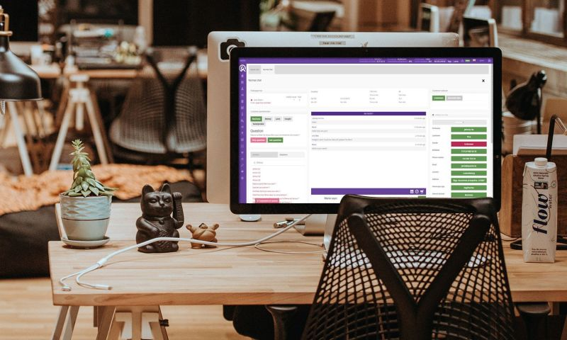 Arkbauer - Custom multifunctional Customer Relationship Management (CRM) system - Quanta Future