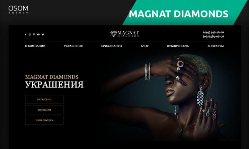 OSOM Agency - Magnat Diamonds