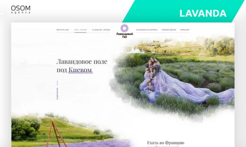OSOM Agency - Lavanda field