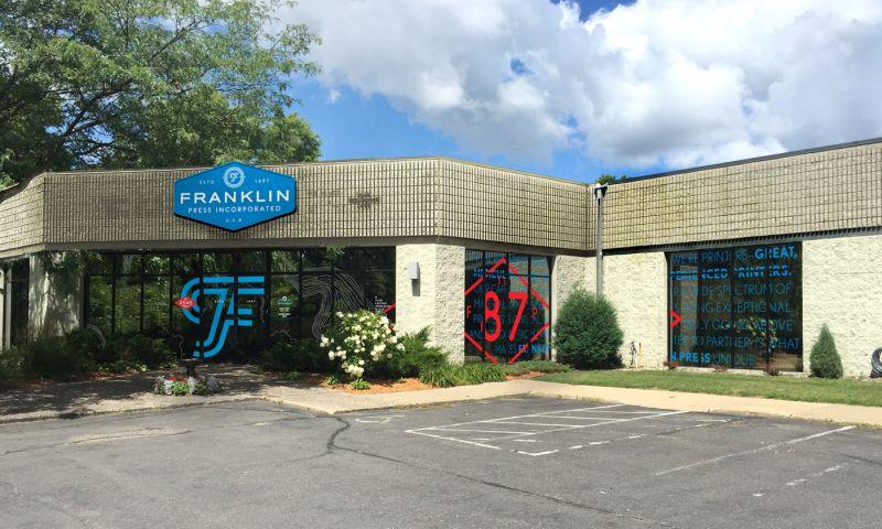 Sussner Design Co. - Franklin Press