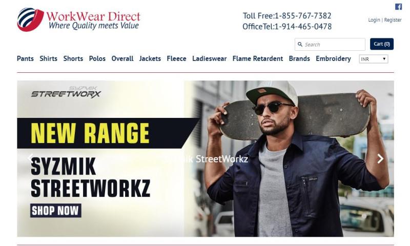 Akuna Technologies - Workwear Direct