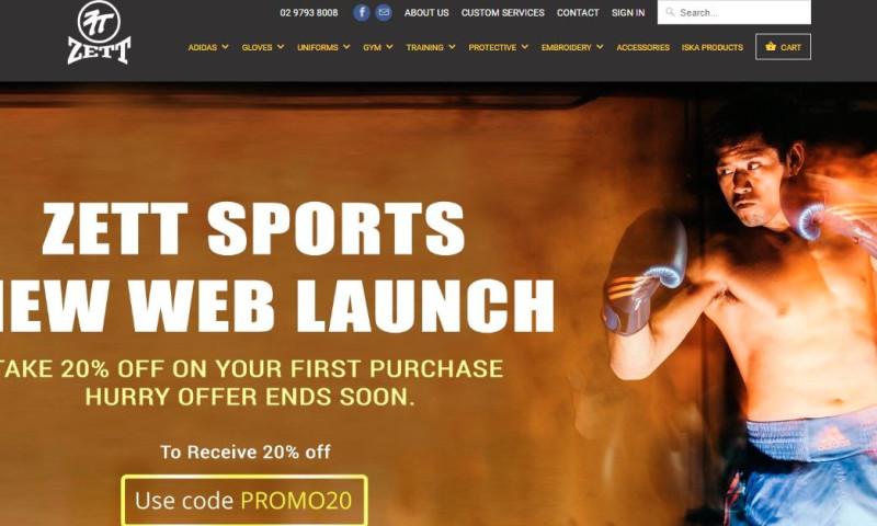 Akuna Technologies - Zett Sports