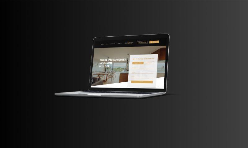 ROCKETSHP - Architect Website