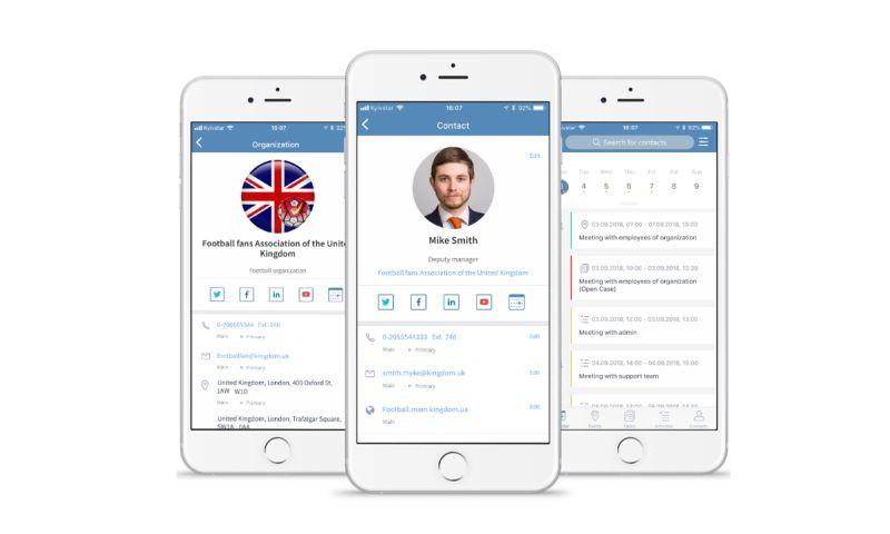 Agiliway - CiviMobile mobile app