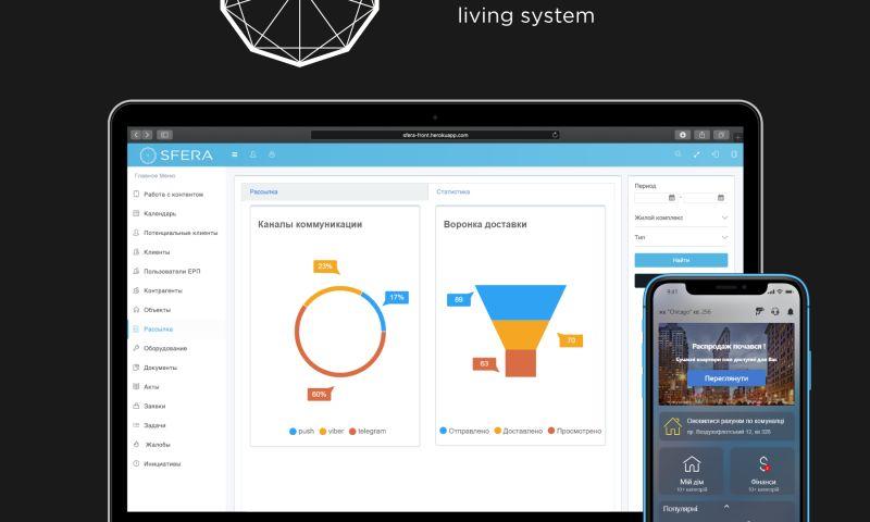 Softensy - Sfera living system