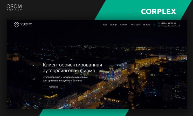 OSOM Agency - Corplex