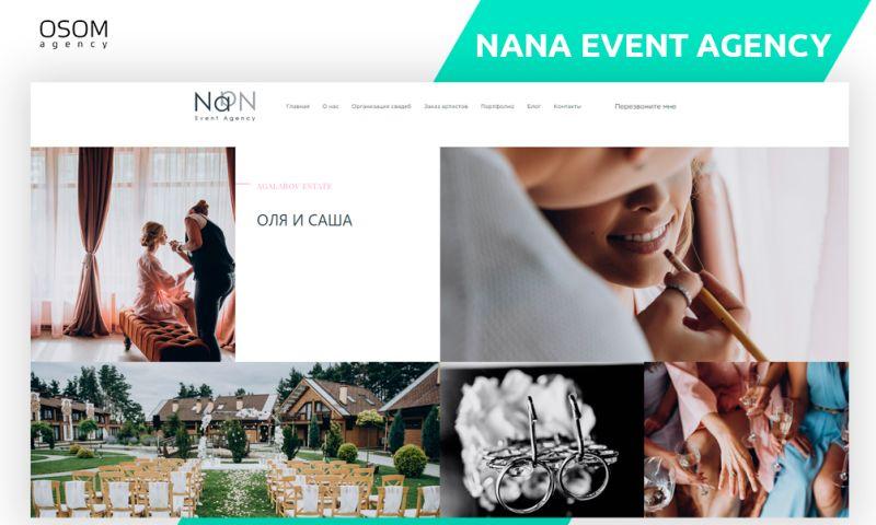 OSOM Agency - Nana Event Agency