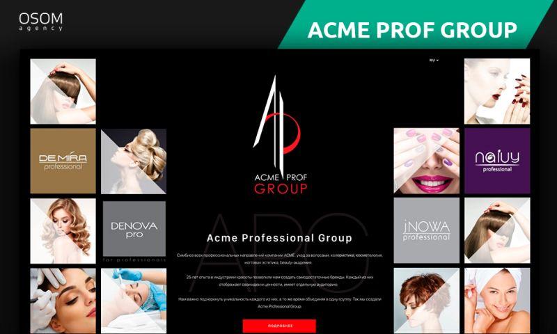 OSOM Agency - ACME Professional Group