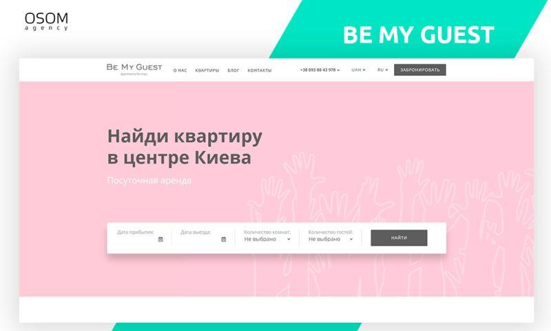 OSOM Agency - BeMyGuest