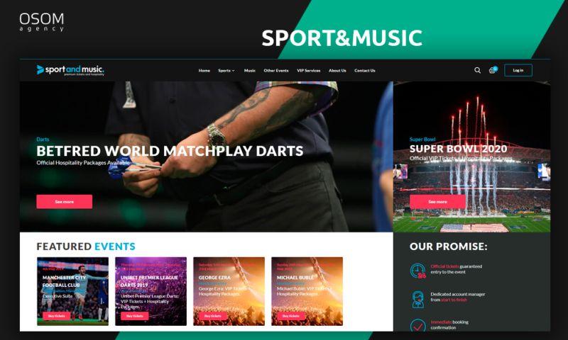 OSOM Agency - Sport&Music