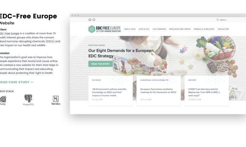 Evermore - EDC-Free Europe
