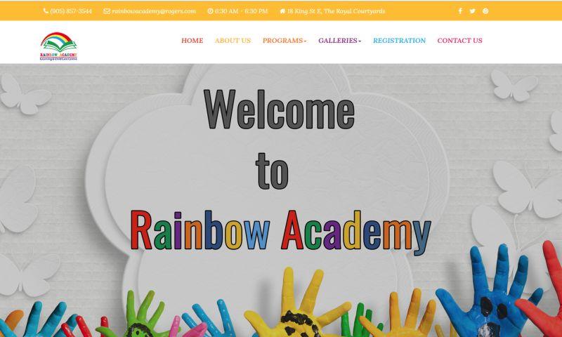 Kinetiware - Rainbow Academy Child Care