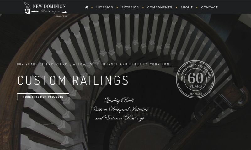 Kinetiware - Dominion Railings