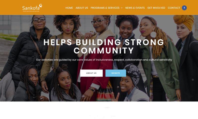 Kinetiware - Sankofa Family And Community Service