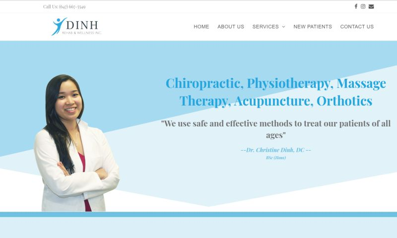 Kinetiware - Dinh Rehab & Wellness Inc.