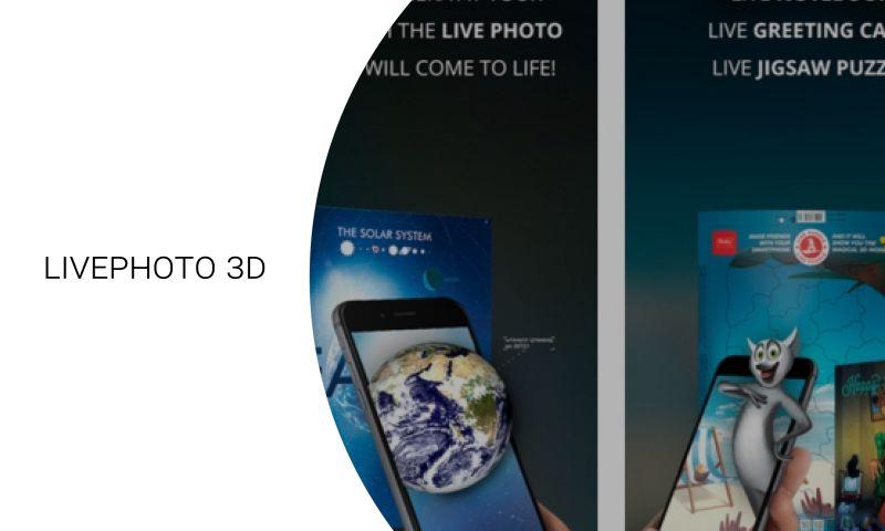 KitRUM - LIVEPHOTO 3D