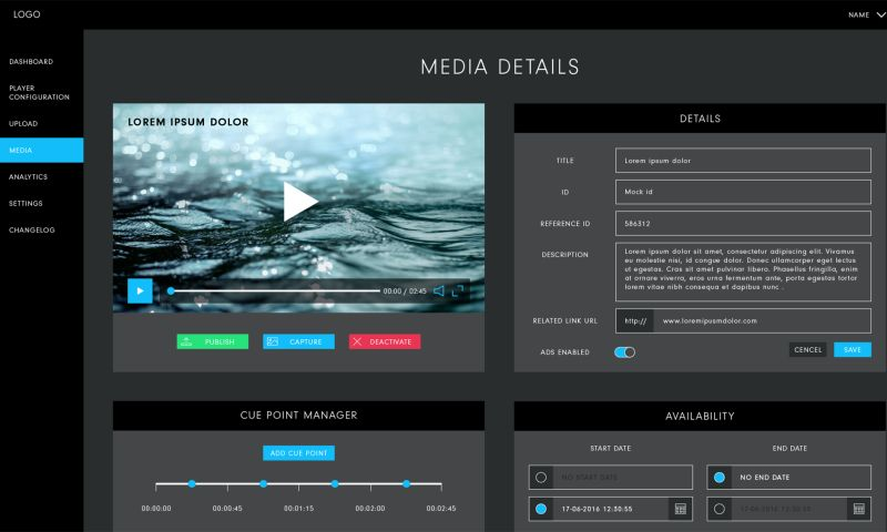 Maio Software House - Video Streaming