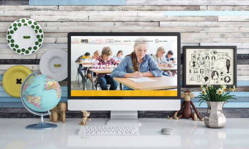 The Antialias - American Embassy School Website