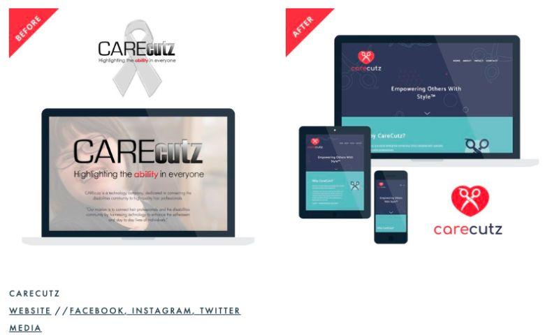 The Buzz Maker Public Relations - CareCutz