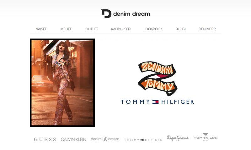 Dolm IT OÜ - Denim Dream