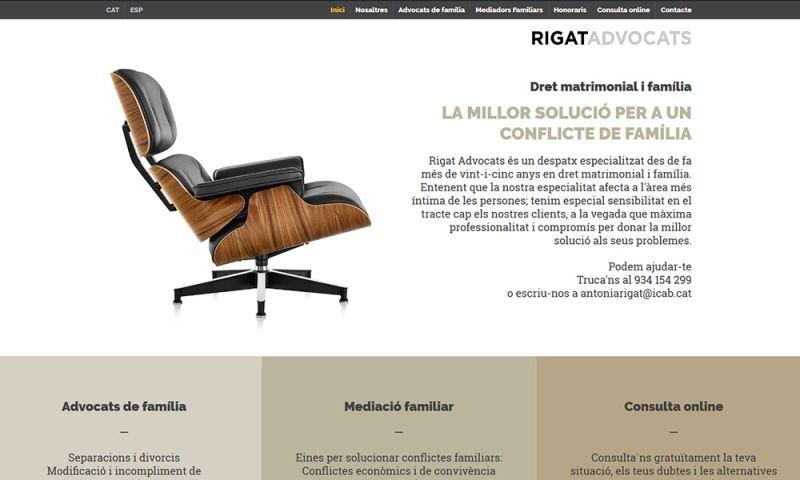 The Webmaster Co. de Barcelona - Rigat Advocats