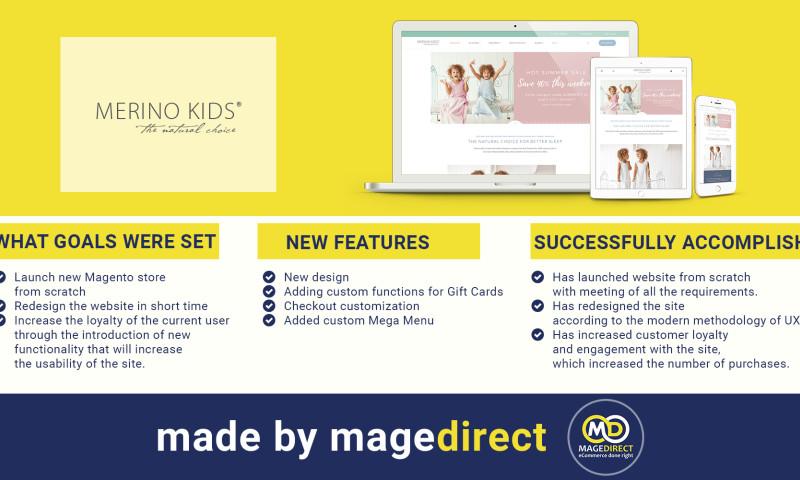 MageDirect - Merino Kids