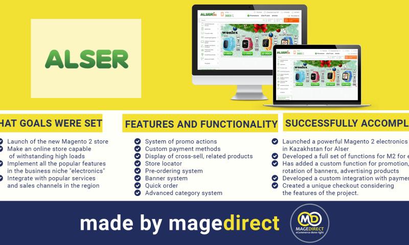 MageDirect - Alser