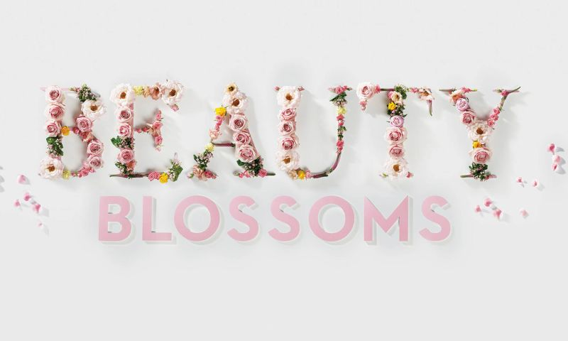 Brand New Creative - Beauty Blossoms at Brown Thomas