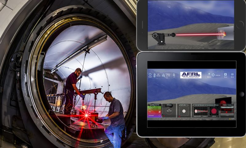 Ingenuity Software Labs - Laser Simulation for Air Force Research Laboratory