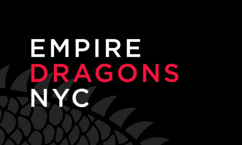 Level Group - Empire Dragons Website & Branding