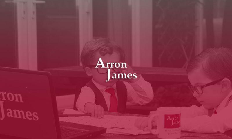 IIH Global - ARRON JAMES