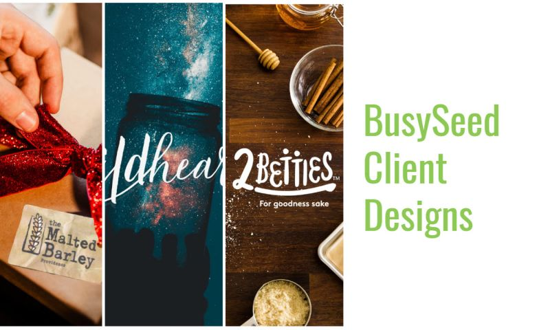 BusySeed - Colorful creatives