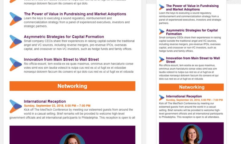 AC Digital Design - HubSpot - email template coding and testing