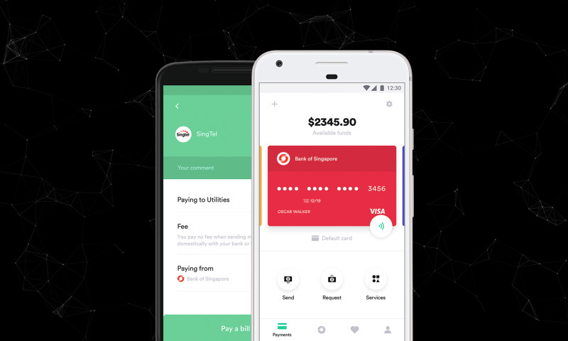 The Gradient - Digital Wallet Platform