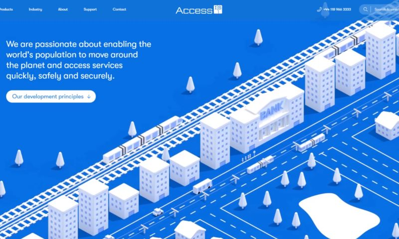 Bigger Picture - Access IS
