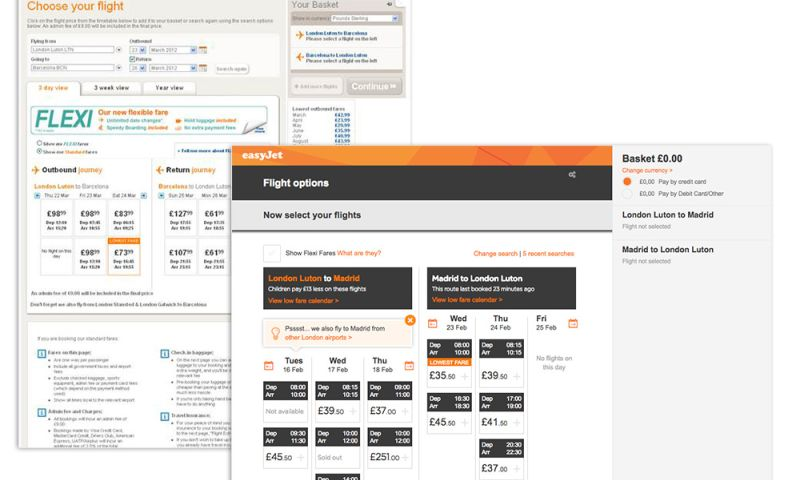 Bunnyfoot - A FULL USER-CENTRED DESIGN PROJECT FOR THE UK'S LEADING AIRLINE