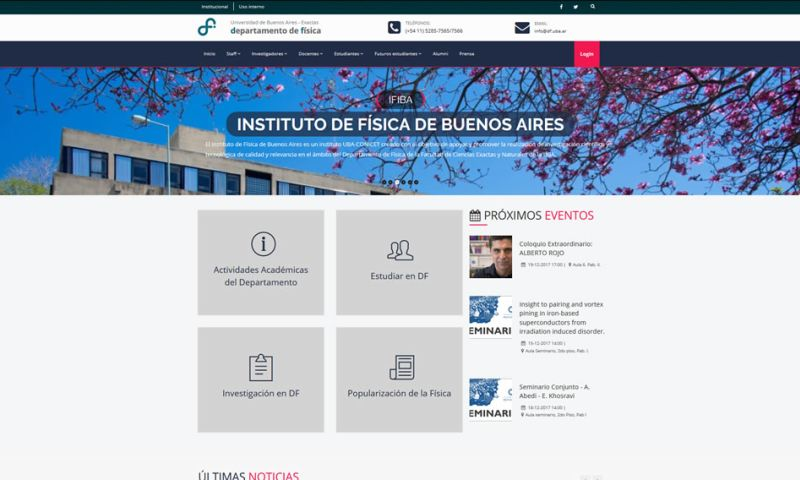 Pymesign - University of Buenos Aires - Physics Department