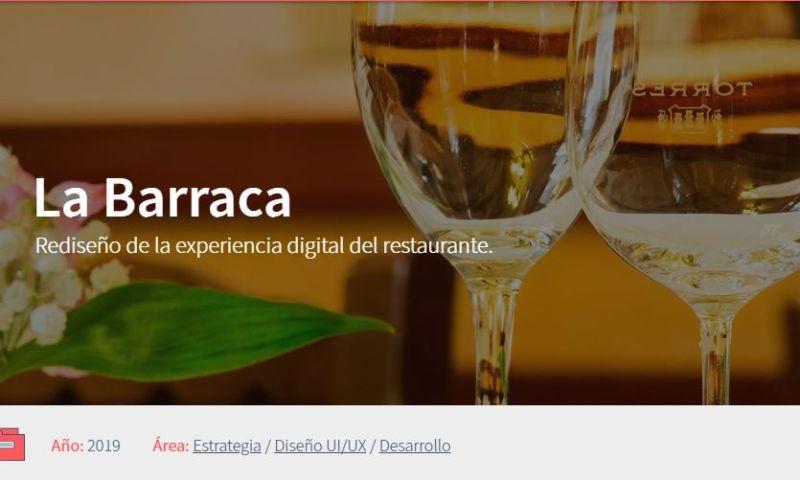 lyra - The restaurant´s digital experience redesign.
