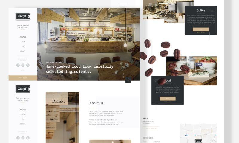 Malachite - Zwipf Coffee Website