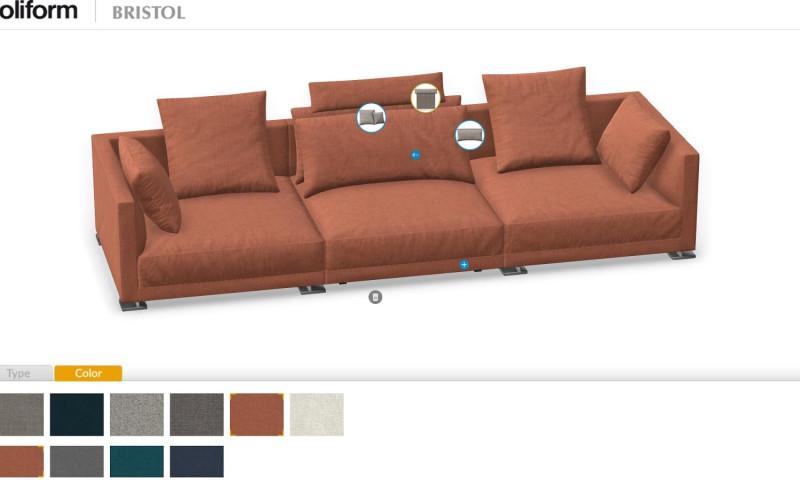 Vakoms - Sofa 3D Configuration App with AR
