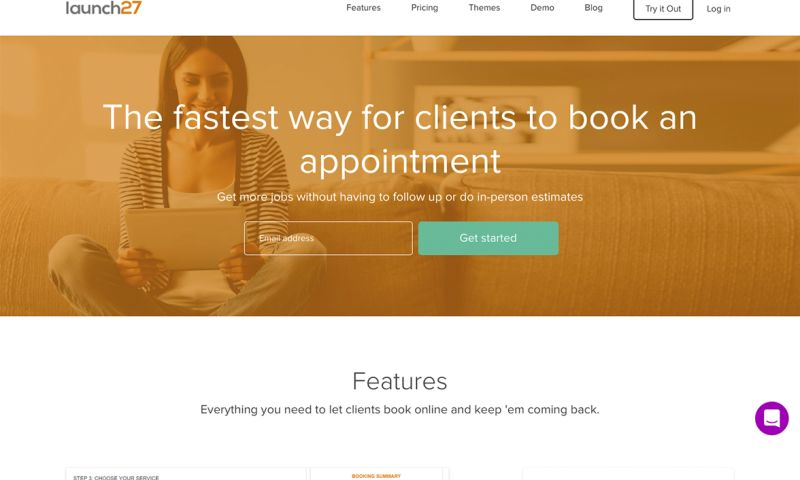 VeryCreative - Launch27 - Appointment Booking System