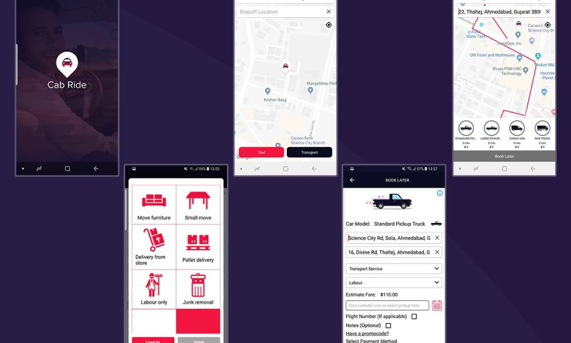 Excellent WebWorld - Best Truck Booking App Development Company