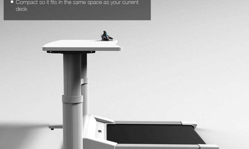 Joel Bell Industrial Design (JBID) - Unsit Treadmill