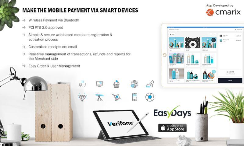 CMARIX TechnoLabs Pvt. Ltd. - EasyDays Mobile Application