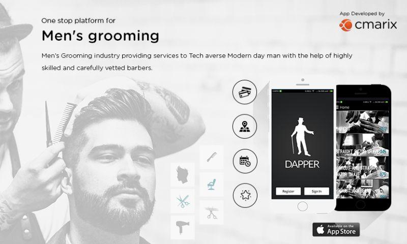 CMARIX TechnoLabs Pvt. Ltd. - Dapper Mobile Application
