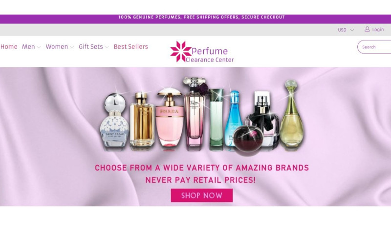 Akuna Technologies - Perfume Clearance Center